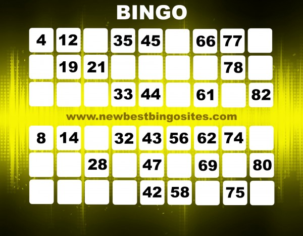 new online bingo sites no deposit
