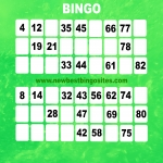 Free Bingo No Card Details in Aberdour 10